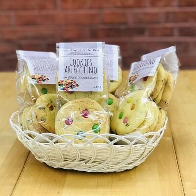 Cookies Arlechino - 240 gr