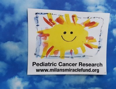 Pediatric Cancer Research Magnet