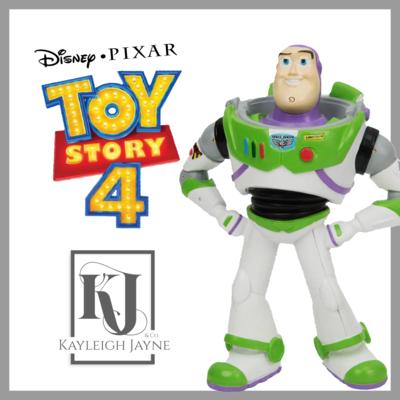 Toy Story Buzz Light Year Figurine
