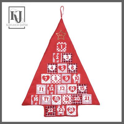 Festive Christmas Advent Calendar
