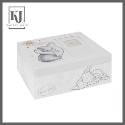 Dumbo Magical Beginnings Keepsake Box