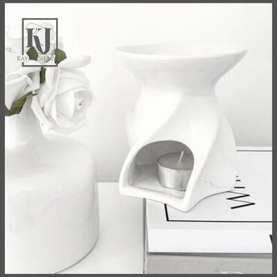 Ceramic Wax Melt Burner - Lyon