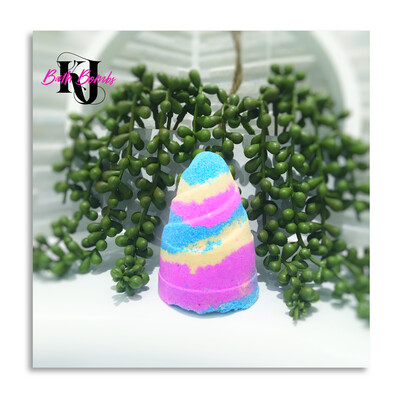 Bath Bomb Swirl - Bubble Gum