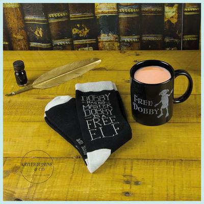 Harry Potter - Dobby The Elf Mug and Socks Set