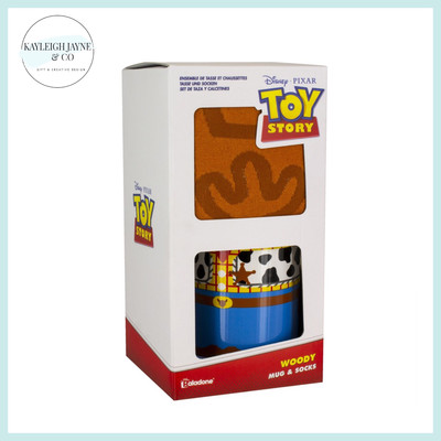 Toy Story™️ Woody Mug & Socks Gift Set