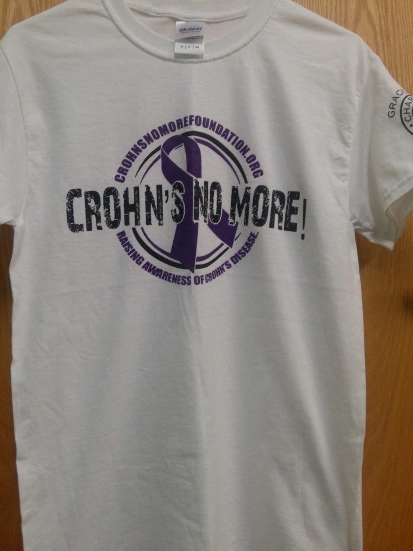 CrohnsNoMore Shirt