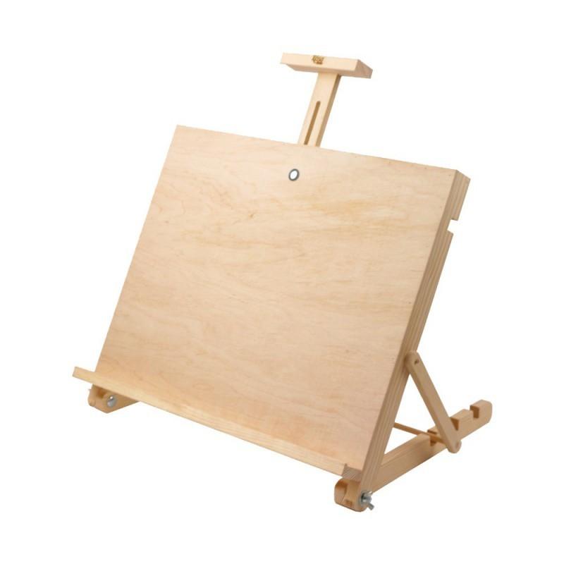 Sevalet de masa nr.3 lemn natural