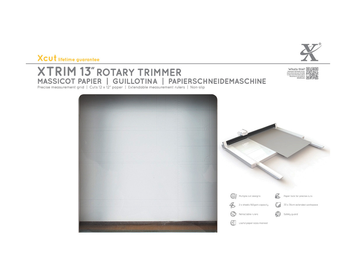 """The Xtrim Lite 13"""" Rotary Trimmer"""