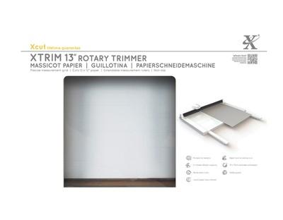 Триммер 33см Xtrim Lite (3лезвия)