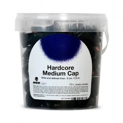 Кэп Hardcore Spray Cap 1шт