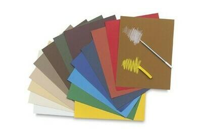 Бумага для пастели Canson mi-teintes 160 гр, A4