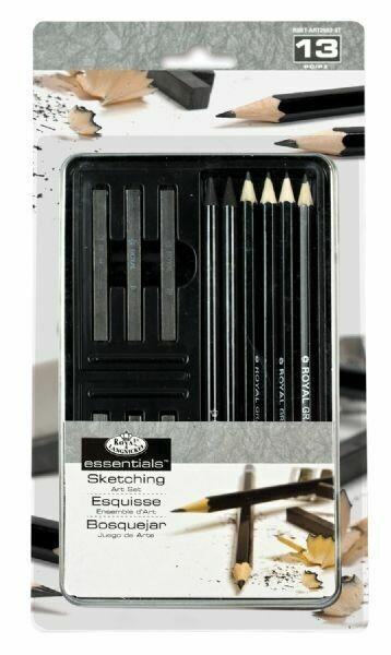 Набор для скетчей Graphite Sketching Art Royal & Langnickel