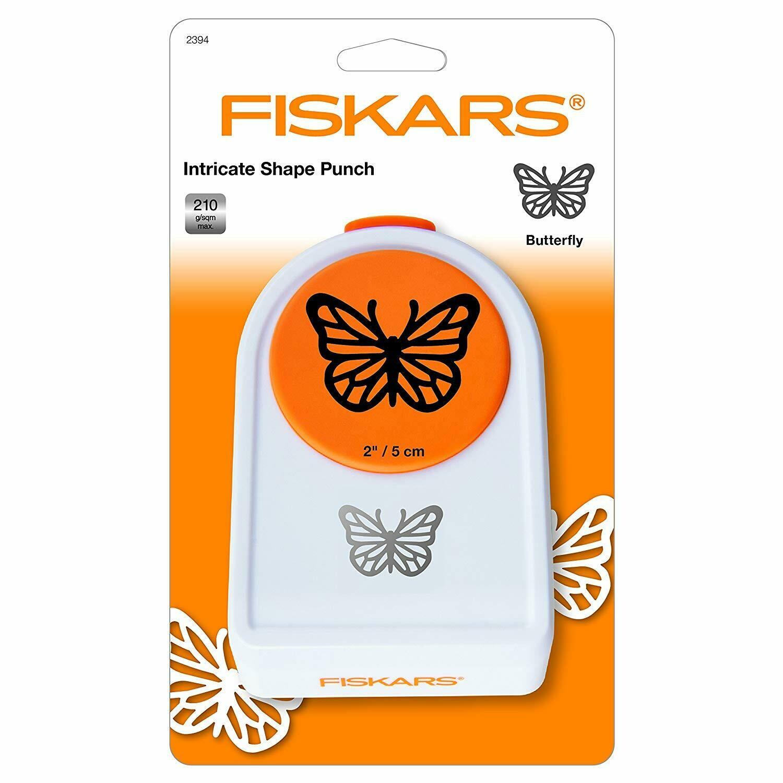 Дырокол фигурный Fiskars Butterfly 5 см