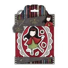 Штампы DoCrafts - Santoro's Gorjuss - Urban Stamp Little Red