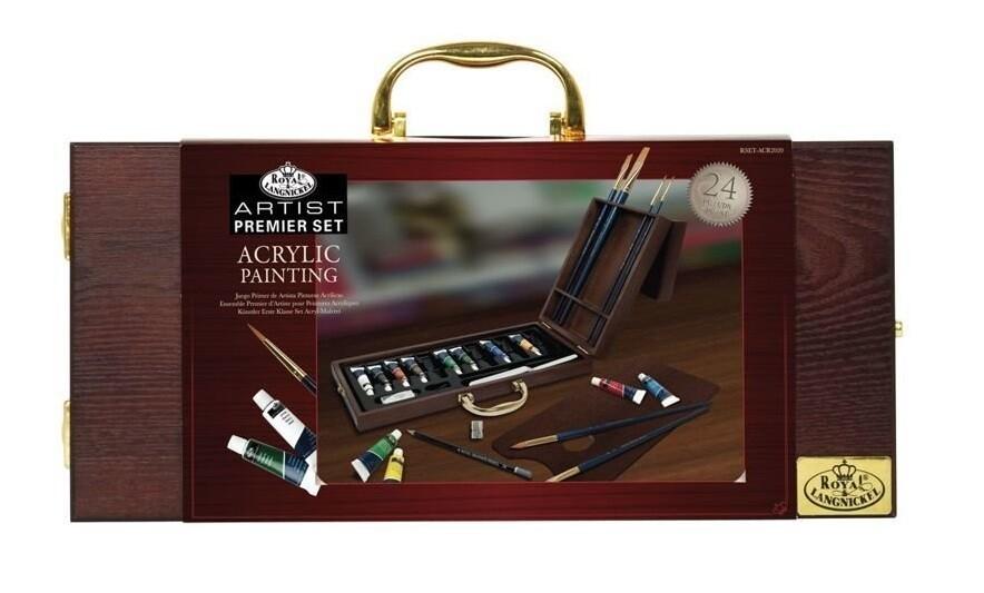 Набор акриловых красок Royal & Langnickel