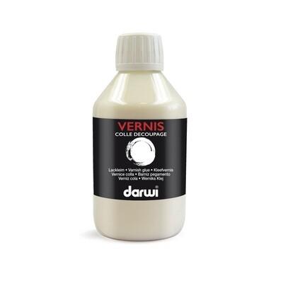 Клей-лак для декупажа Darwi 250 ml