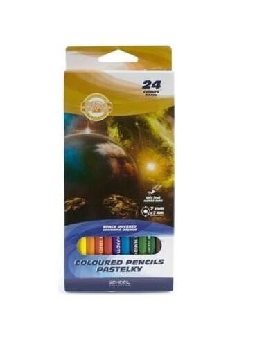 Набор карандашей цветных Koh-I-Noor 24 цв