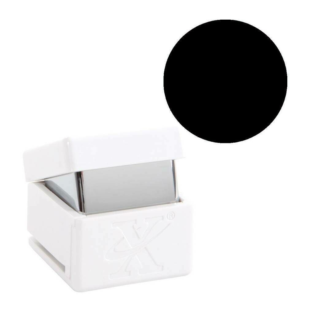 Дырокол фигурный XCut круг 2.5 см