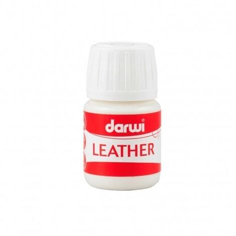 Краска LEATHER по коже (текстилю) 30мл