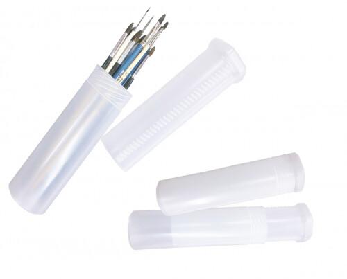 Тубус- пенал для кистей или карандашей