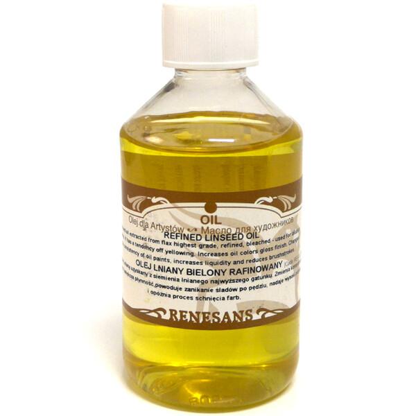 Масло льняное Renesans 250мл