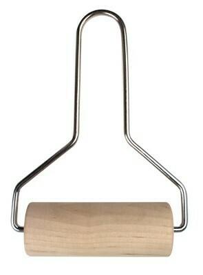 Деревянный валик Royal & Langnickel со стальной ручкой 8,8 см