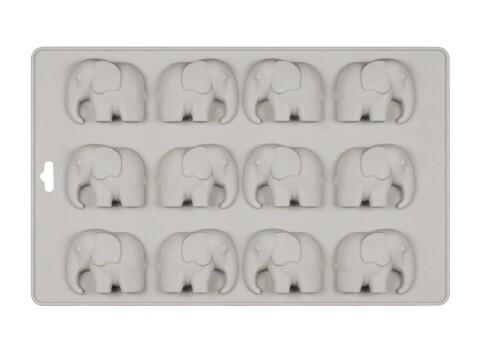 Силиконовая форма SilikoLove Elephant