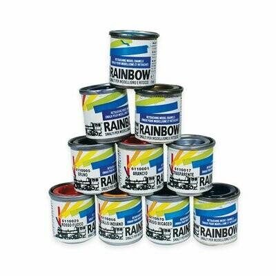 Эмалевая краска RAINBOW для керамики 17мл