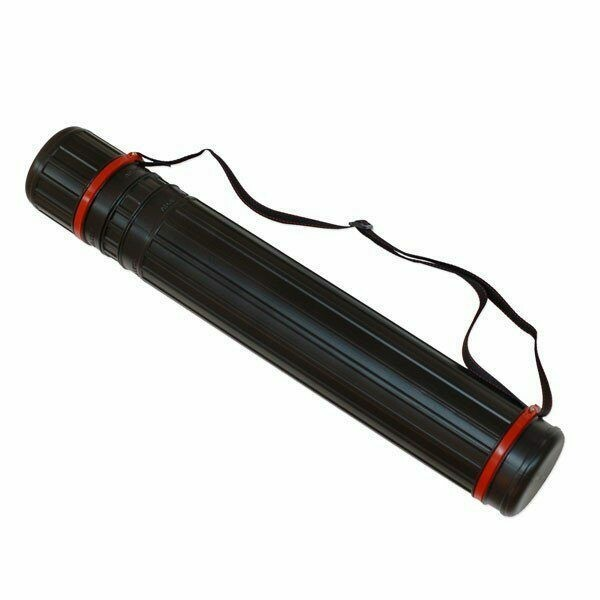 Tub plastic D - 85 mm, L - 60-110 cm
