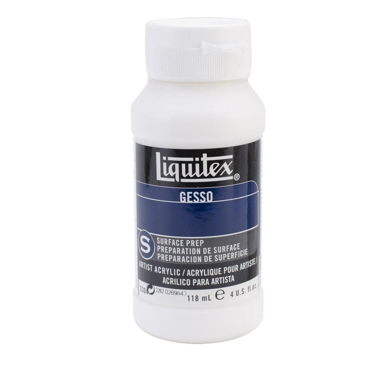 Грунт акриловый Liquitex 118 мл белый