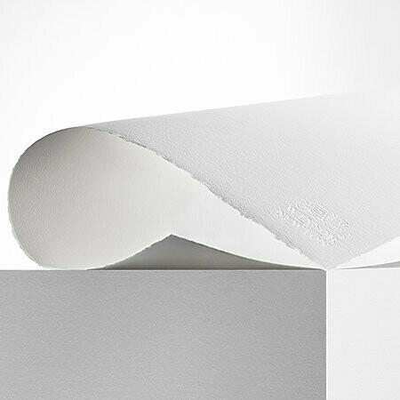 Бумага для акварели Winsor & Newton Professional  56х76 см, Сатин, 300 г/м2