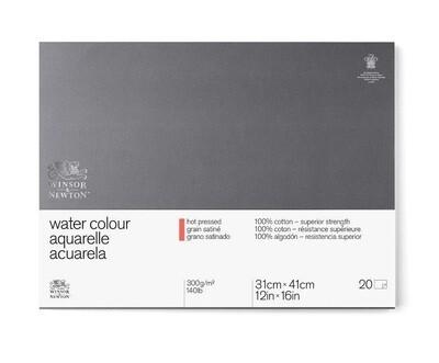 Блок для акварели Winsor&Newton, 31x41см, 20 листов