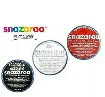 Аквагрим для детей snazaroo (1 цвет -18 мл)