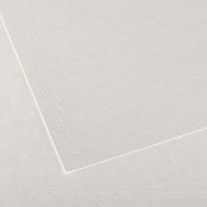 Бумага для акварели CANSON Montval Torchon 50х65см, 270 г/м2
