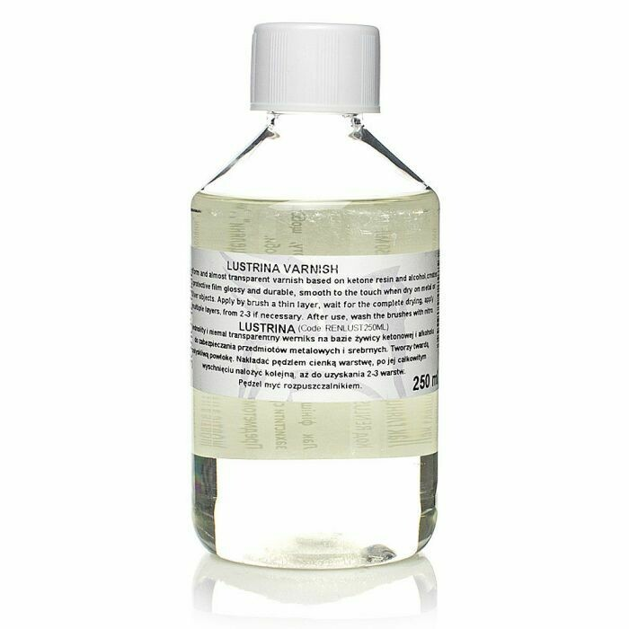 Lac pentru foite de aur Lustrina 250 ml