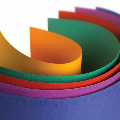 Бумага для пастели Canson mi-teintes 160гр, 50x65