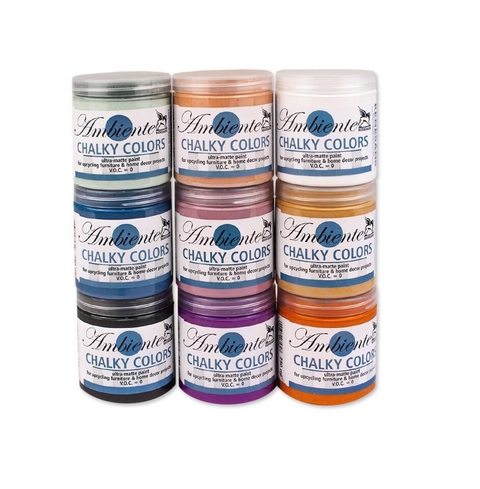 Краска акриловая меловая Chalky Ambiente Renesans 250 мл