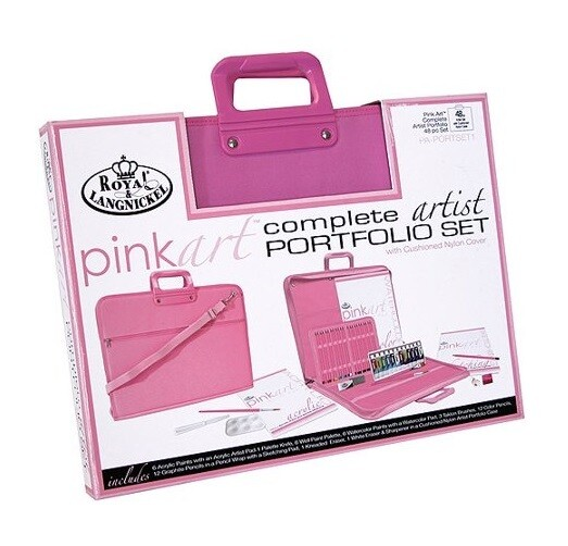 Набор для рисования Royal & Langnickel Pinkart (48 шт)