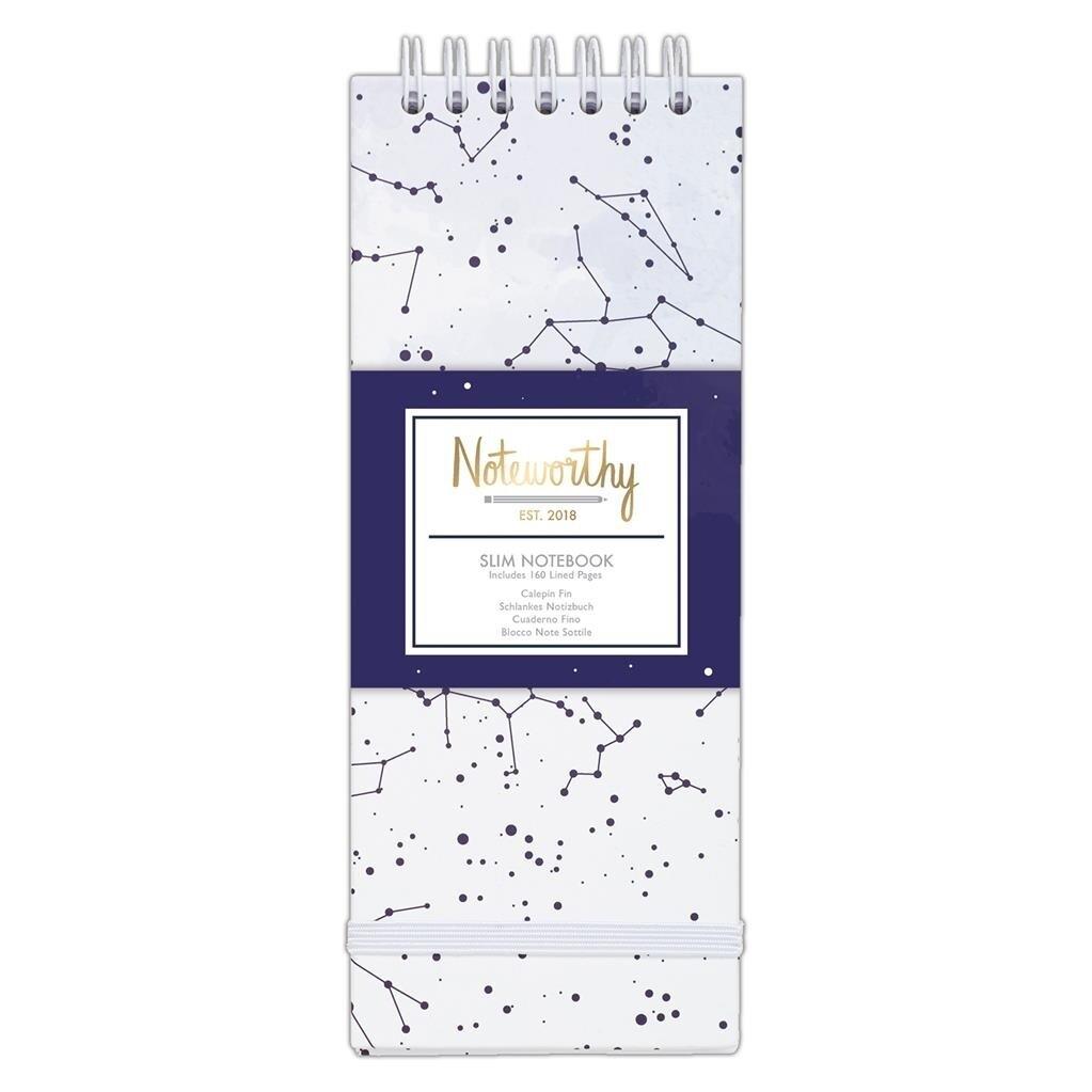 Блокнот для записей Constellations на спирали 7,5см х 18,5см