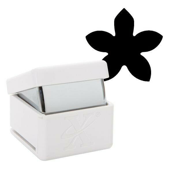 Дырокол фигурный XCut цветок 2.5 см