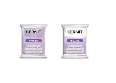 Полимерная глина 56г Cernit Opaline