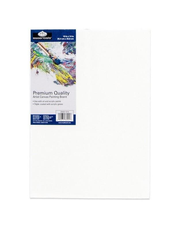 Холст на картоне Royal&Langnickel 25,4*35,5 см
