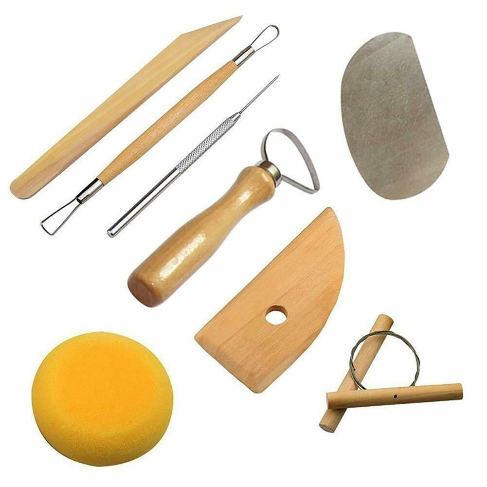 Набор инструментов для глины и керамики Royal & Langnickel (8 ед)
