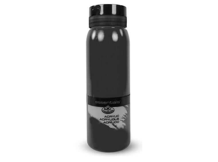Vopsea acrilica Royal & Langnickel Mars Black 1l
