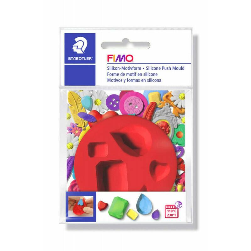 Силиконовая форма Fimo 7 см