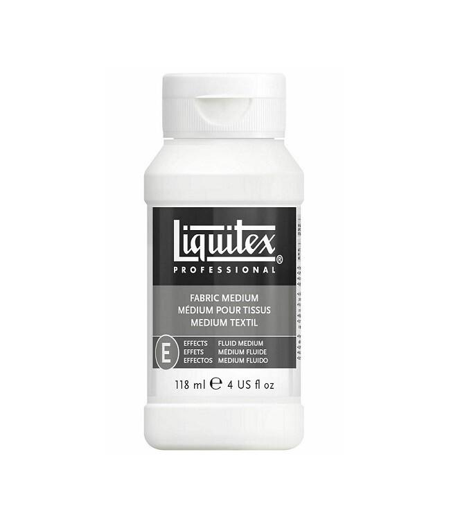 Medium fluid pentru tesaturi Liquitex 118 ml