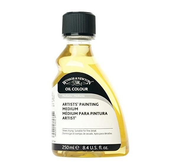 Разбавитель для масляных красок Winsor&Newton 250 мл
