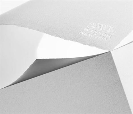 "Бумага для акварели Winsor&Newton ""Professional"" Фин 56х76 см 300 г"