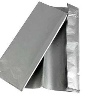 Hartie tissue paper Folia Metallic 50x70 cm