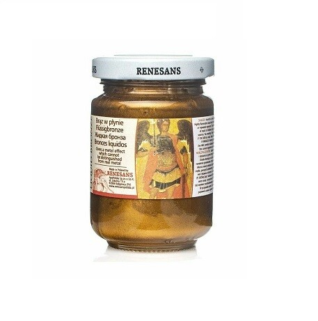 Bronz lichid Renesans, 125ml